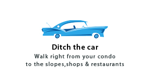 ditch the car